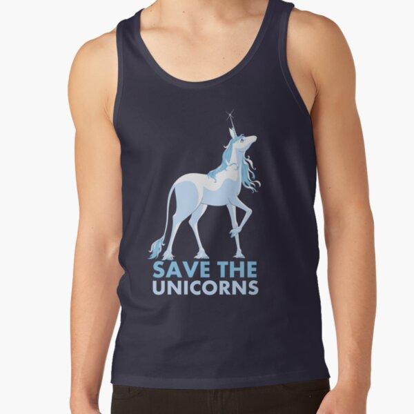 Save the Unicorns Tank Top