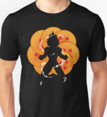 Saiyan Power Slim Fit T-Shirt