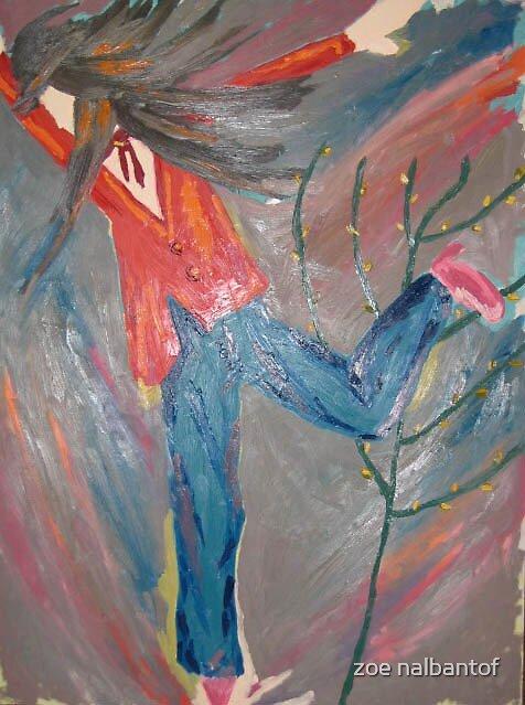 """Dancing with Glee"" by zoe nalbantof"