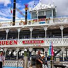 Jungle Queen Riverboat Cruises by kodachrome68