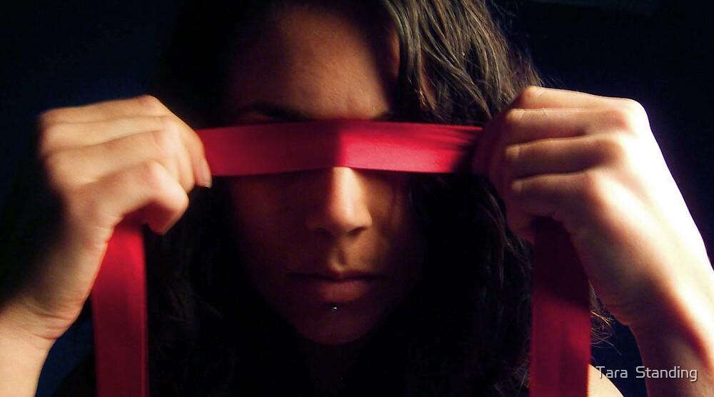 Red Ribbon series #2 (2006) by Tara  Standing