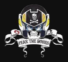 Fear the Bones | Unisex T-Shirt