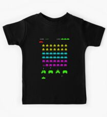 Invaders From Space Kids Clothes