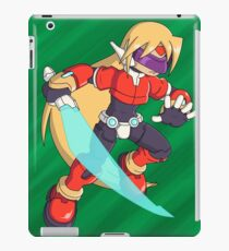 The Red Mega Man iPad Case/Skin
