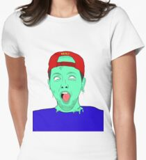 Mac Miller Womens Fitted T-Shirt