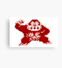 Donkey Kong Canvas Print