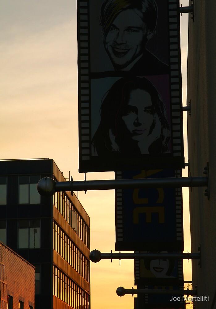 Back Alley,Movie Theatre,Geelong by Joe Mortelliti