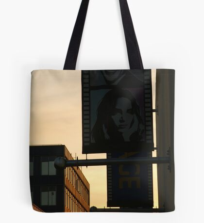 Back Alley,Movie Theatre,Geelong Tote Bag