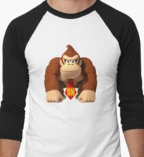 Donkey Kong Country Men's Baseball ¾ T-Shirt