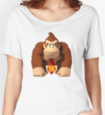 Donkey Kong Country Women's Relaxed Fit T-Shirt
