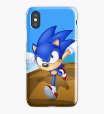 Sonic the Hedgehog iPhone Case/Skin