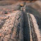 Gneiss rock by Elisabeth van Eyken