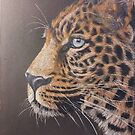 Leopard by Leanne Inwood