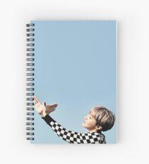 J-Hope Wings Spiral Notebook