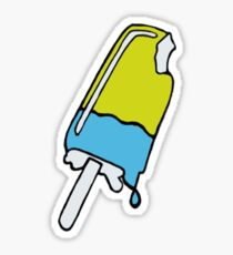julien  solomita popsicle Sticker