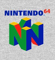 Nintendo 64 logo Kids Pullover Hoodie