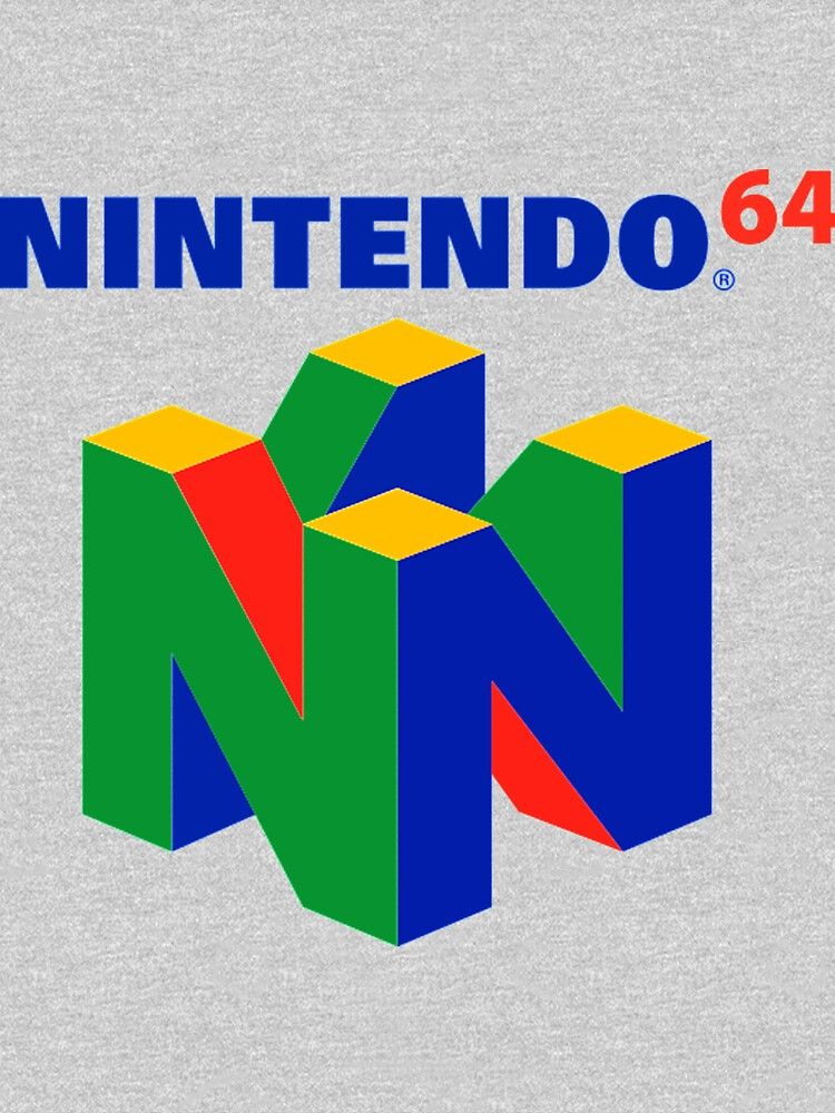 Nintendo 64 logo by Destructor1123