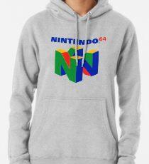 Nintendo 64 Logo Hoodie