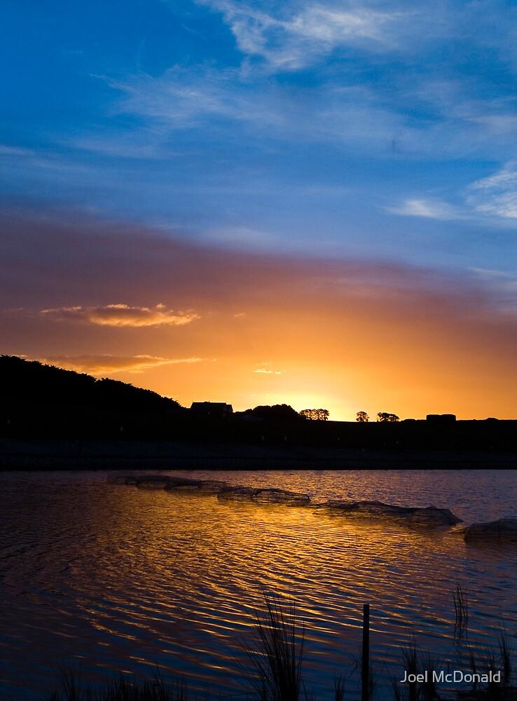 Sunset by Joel McDonald