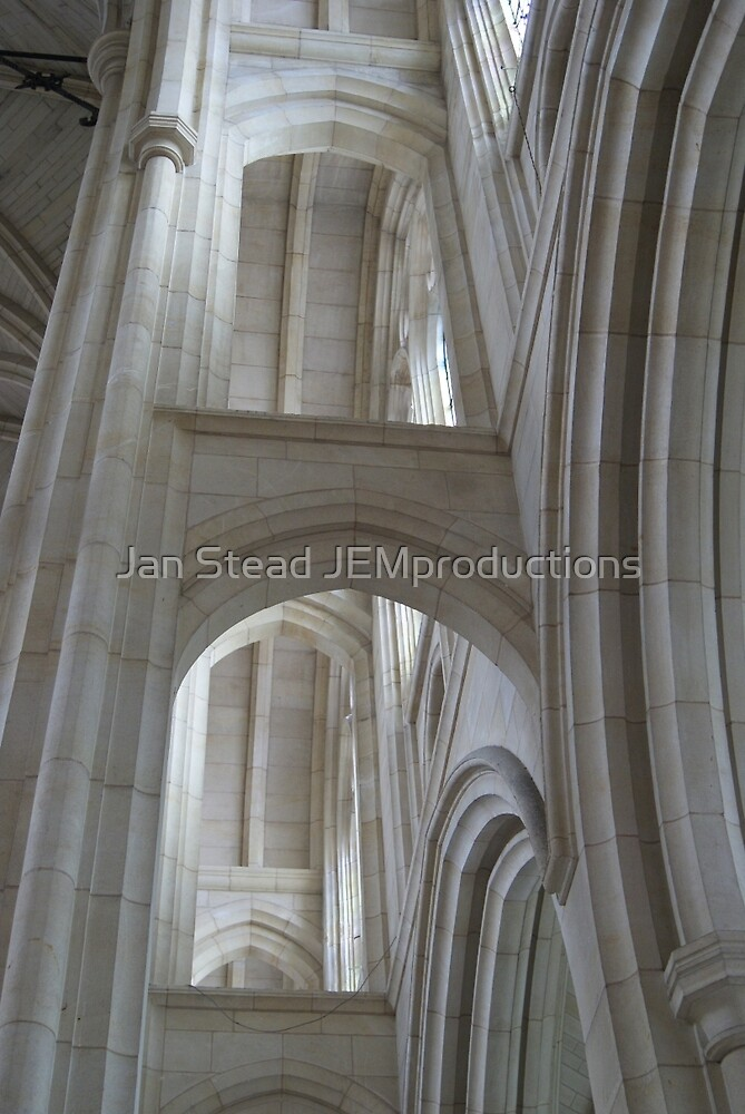 St Paul's Anglican Cathedral, Dunedin by Jan Stead JEMproductions