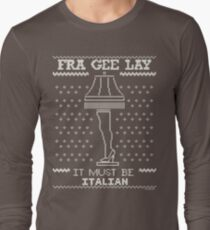 A Christmas Story, Fragile - It must be Italian T-Shirt