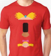 Minimalist Hey Arnold T-Shirt