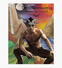 DeCONpression 12 Welcomes Pan Photographic Print