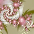 Pearls and Ribbons by Jenni Horsnell