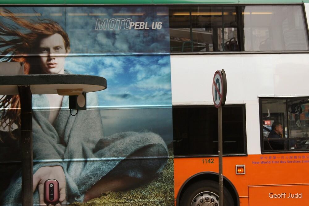 Bus by Geoff Judd