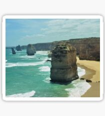 Great Ocean Road - The 12 Apostles  Sticker