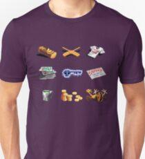 Monkey Island Items Unisex T-Shirt