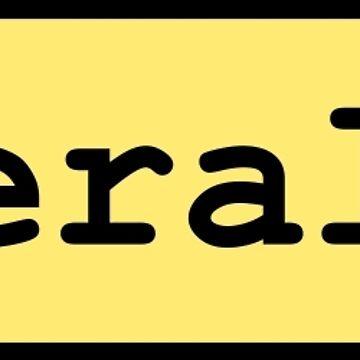 liberal af (amarillo) de cjackvony