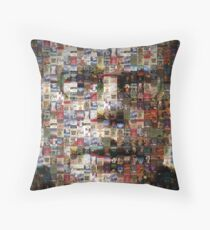 Sai King Throw Pillow