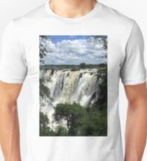 Victoria Falls On The Zambezi River Unisex T-Shirt