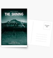 The Shining / Movie Poster Postcards