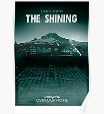 The Shining / Movie Poster Poster
