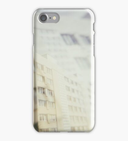 moving poetry - the 6th floor iPhone Case/Skin