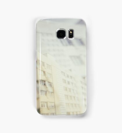 moving poetry - the 6th floor Samsung Galaxy Case/Skin