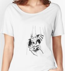 JoJo's Bizarre Adventure - Gyro Zeppeli Sketch Women's Relaxed Fit T-Shirt