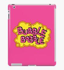 Bobble Bobble mayhem! iPad Case/Skin