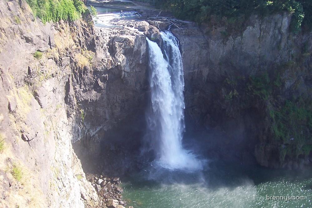 Snoqualmie Falls   by brennysmom