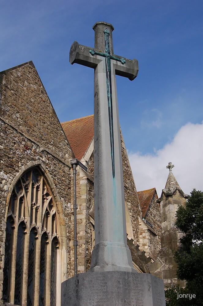 Church in Rye by jonrye