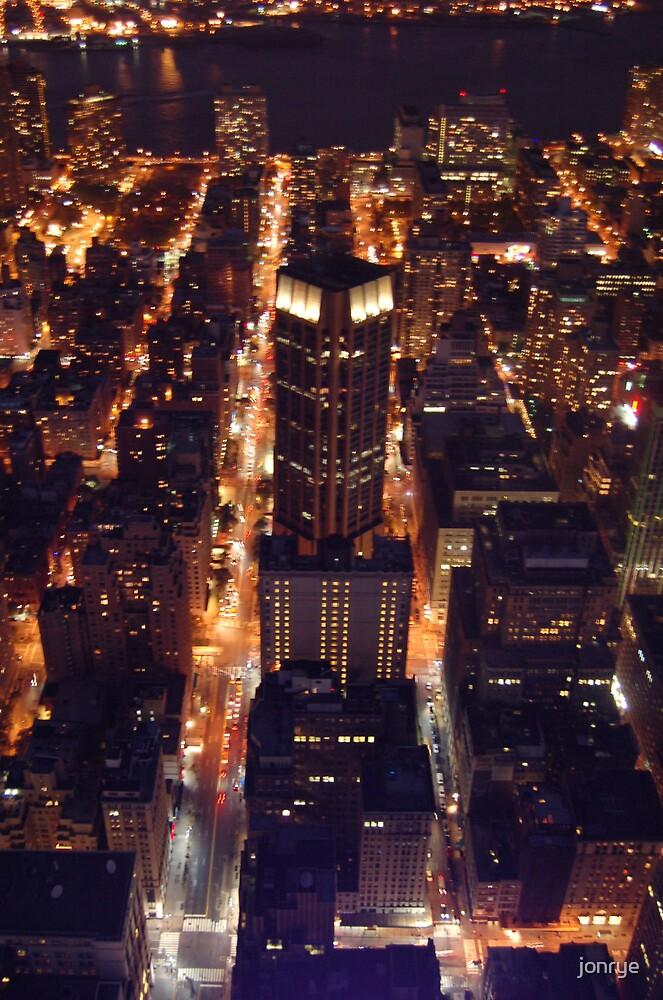 Night in New York by jonrye