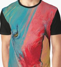 Painted Horse Graphic T-Shirt