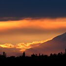 Mt. Redoubt Sunset 1 by SunnyDay