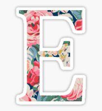 E/Epsilon Sticker