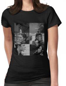 SHAMELESS-SMOKE Womens Fitted T-Shirt