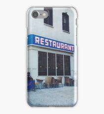 Seinfeld Restaurant iPhone Case/Skin