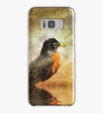 On The Watch For Worms Samsung Galaxy Case/Skin