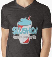 Slusho Men's V-Neck T-Shirt